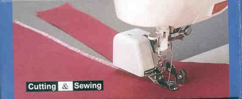 Side Cutter II Sewing Machine Foot Attachment