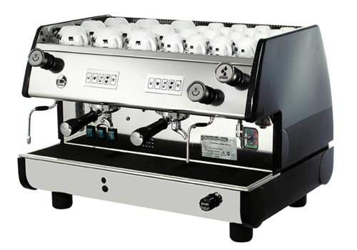 14L Commercial Volumetric Espresso Machine (Red)