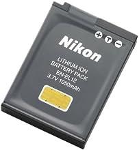Comprar Nikon EN-EL12 - Batería fotográfica (Li-ion, 3.7 V, 1050 mAh)