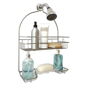 amazon com better bath fluid shower caddy
