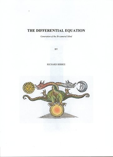 The Differential Equation: Generation of the Bi-Cameral Mind PDF