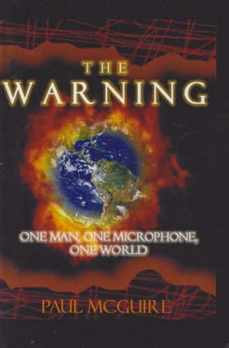 The Warning: One Man, One Microphone, One World