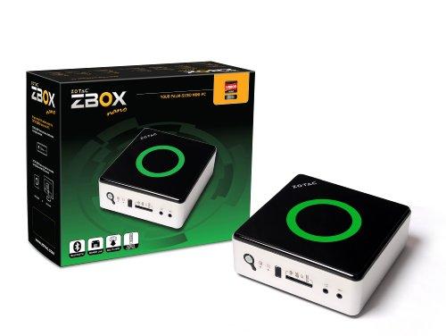 Zotac NANO-AD10-B Z-Box Nano AMD E350 Mini PC (1.6 GHz AMD Dual-Core Processor E-350)