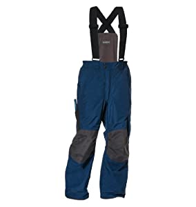 Shimano Dryfender Insulated Bib Small Blue by Shimano