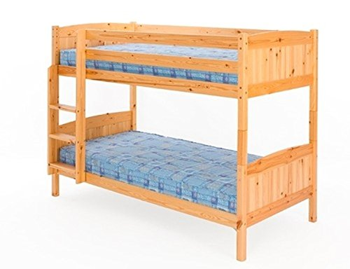 Trend ft Natural Robin Bunk Bed Budget Mattresses