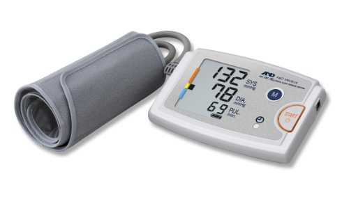 A & D UA-787 Plus Advanced Digital Blood Pressure Monitor