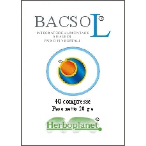 Herboplanet Bacsol 40 compresse