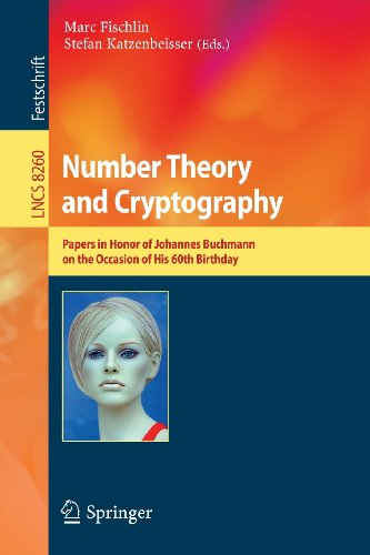 Number Theory and Cryptography: Papers in Honor of Johannes Buchmann on the Occasion of His 60th Birthday (Lecture Notes in Computer Science / Theoretical Computer Science and General Issues)