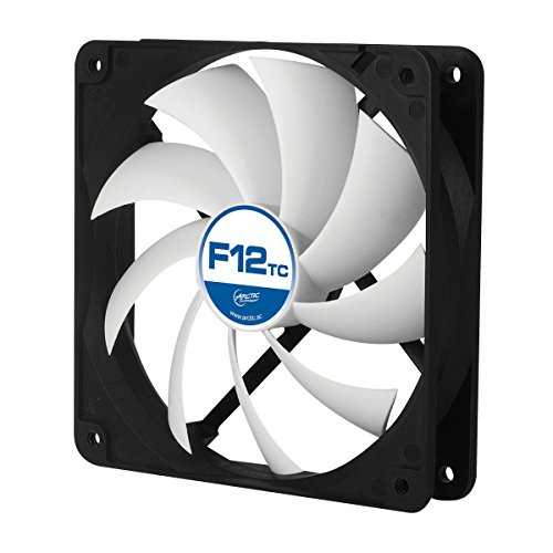 ARCTIC F12 TC - 120 mm Standard Low Noise Temperature Controlled Case Fan (Arctic Cooling F12 compare prices)