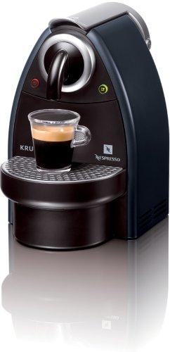 Krups Nespresso XN2001 Coffee Maker, Slate, 1 Litre