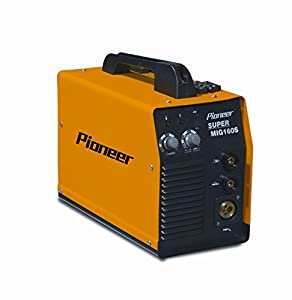 MIG/MMA 160amp Gas /no gas Welder (for 5kgs wire) Inverter by Pioneer Tool Mart