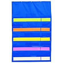 "Carson Dellosa Original ""Plus"" Pocket Chart [two-sided] Pocket Chart (5634)"