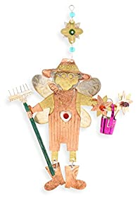 Pilgrim Imports Gramma Gardener Fair Trade Ornament