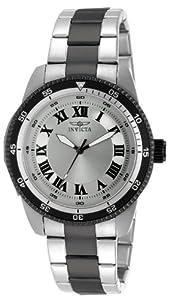 Invicta Invicta Pro Diver 15167 - Reloj analógico de cuarzo para hombre, correa de acero inoxidable multicolor (agujas luminiscentes)