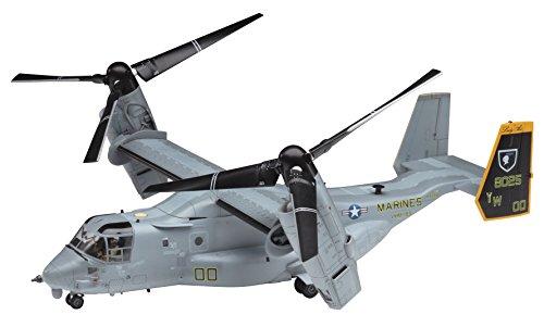 ハセガワ 1/72 アメリカ海兵隊 MV-22B オスプレイ プラモデル E41