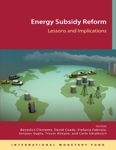 Energy Subsidy Reform: Lessons And Implications front-597997