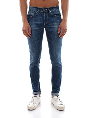 DONDUP GEORGE UP232 M82 JEANS Uomo M82 38