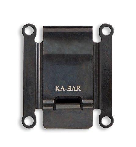 Ka-Bar Tdi Law Enforcement Knife - Tdi Clip - Black