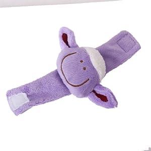 Generic - Precioso bebé suave traqueteo de la muñeca del juguete manos finder ( sheep )