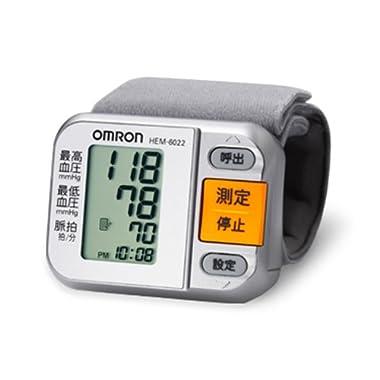 オムロン 手首式血圧計デジタル自動血圧計 HEM-6022