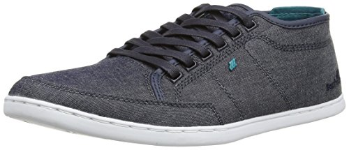 Boxfresh - Sparko, sneakers da uomo, blu(blue (navy/deep lake)), 42