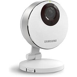 Samsung SNH-P6410 B2C - Cámara IP (2 Mpx, CMOS-Sendor, Full HD, RJ-45), color blanco