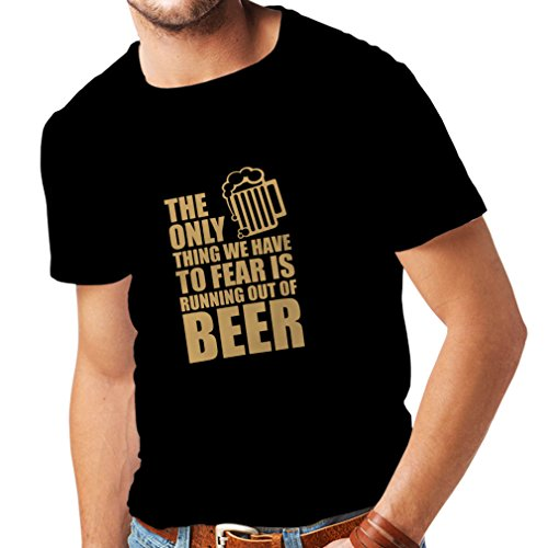 n4206-mens-t-shirts-to-fear-to-run-out-of-beer-gift-t-shirt-xx-large-black-gold