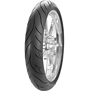 Avon Cobra AV71 Cruiser Motorcycle Tire - 130/70R18, Load/Speed: 63H - Front