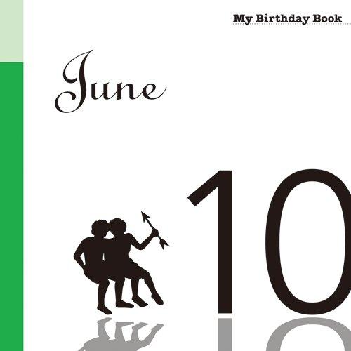 6月10日 My Birthday Book