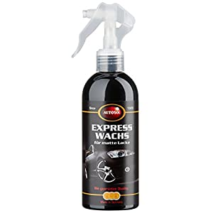 Autosol 11 000820 Expresswachs for Matte Paint 250 ml