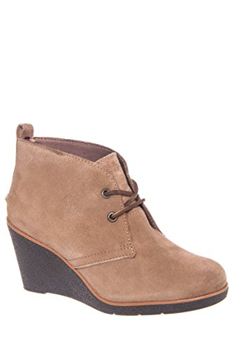 Harlow Lace-Up Chukkah Boot