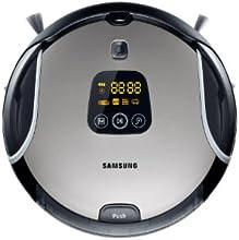 Samsung SR8930 NaviBot Staubsaugerroboter S Line, silber