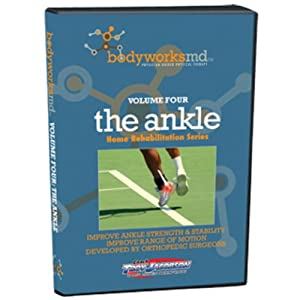 Bodyworks MD Volume Four: The Ankle Home Rehabilitation DVD by body works