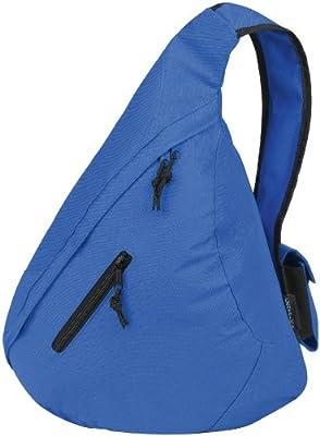Centrix 'triangle' City Bag Monostrap Rucksack - 11 Great Colours