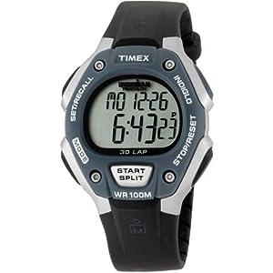 Timex Men's Digital Ironman 30-Lap Resin Strap Watch T5K312