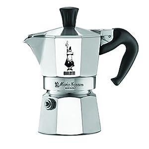 Bialetti 6857 Moka Express 1-Cup Stovetop Espresso Maker
