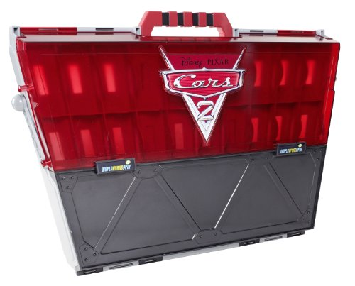 MATTEL Cars 2 - Racetrack Carry Case