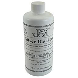 JAX Silver Blackener Antique Finish 1 Pint