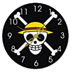 Kdomania - Horloge One Piece Drapeau...