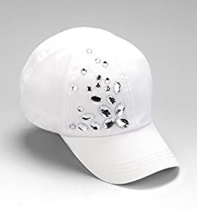 Jewelled Baseball Cap - Marks & Spencer