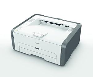 Ricoh 991968 - SP201N - Duplex A4 Mono Laser Printer 1200x600dpi 22ppm LAN USB