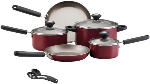 Best Buy Farberware Premium Nonstick 10 Piece Cookware