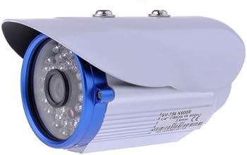 Neewer Day Night Vision Metal CCTV Security Camera 48 I RLED NTSC Surveillance Camera 14quot CMOS 8m