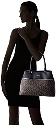 Calvin Klein Signature Tote with Pouch