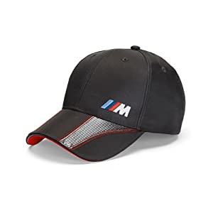 genuine bmw m logo baseball cap hat