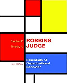 Essentials Of Organizational Behavior Plus MyManagementLab With Pearson EText -- Access Card Package (13th Edition)