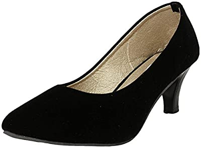 Do Bhai Women's Suede Belly