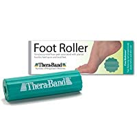 Thera-Band Foot Roller - Foot Massager - helps relieve plantar faciitis pain #26150 from The Hygenic Corporation