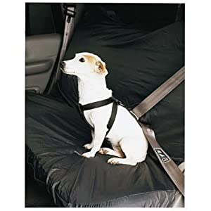 "PET CAR SEAT BELT - SIZE LARGE (35""- 50"")"