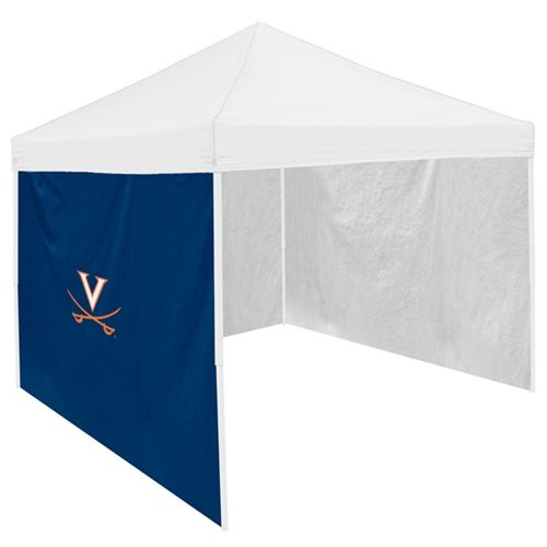 Ncaa Virginia Cavaliers Side Panel For Tent/Tailgating Canopy